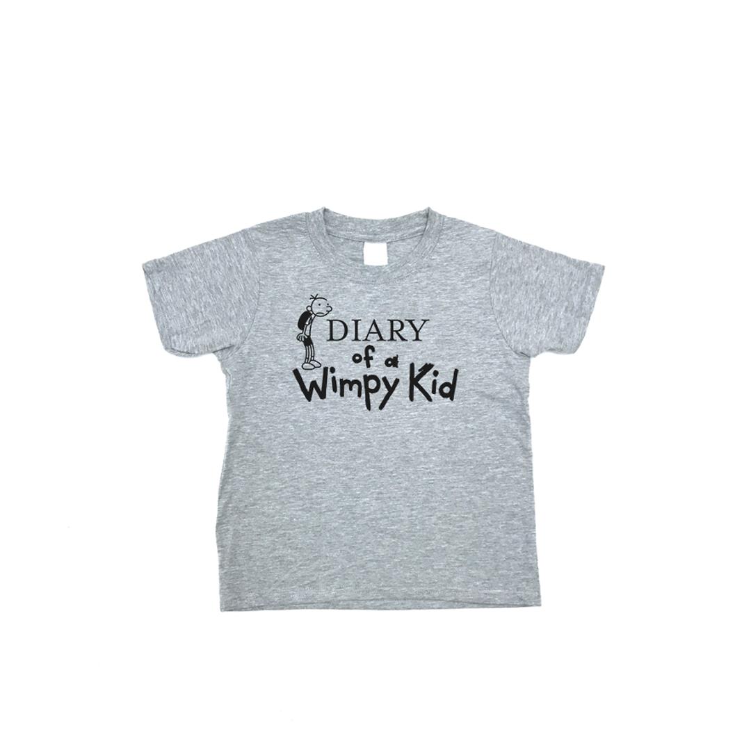 Diary of a wimpy kid t shirt uk enam t shirt the diary of a wimpy kid kids t shirt books movie jeff kinney ebay solutioingenieria Gallery